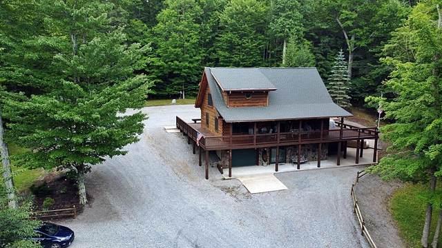 881 Woods Run, VALLEY HEAD, WV 26294 (MLS #21-937) :: Greenbrier Real Estate Service