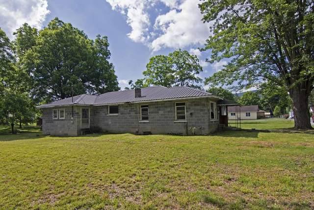 409 Central Ave, White Sulphur Springs, WV 24986 (MLS #21-966) :: Greenbrier Real Estate Service