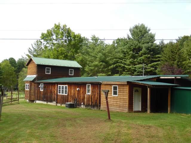 216 Burr Lane, GREEN BANK, WV 24944 (MLS #21-968) :: Greenbrier Real Estate Service