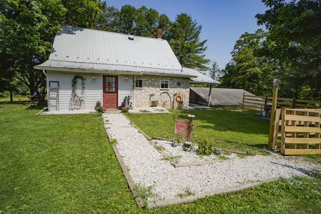 1772 Monroe Draft, CALDWELL, WV 24925 (MLS #21-1145) :: Greenbrier Real Estate Service