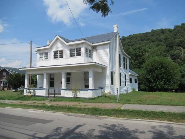 191 Pleasant St, HINTON, WV 25951 (MLS #21-1185) :: Greenbrier Real Estate Service