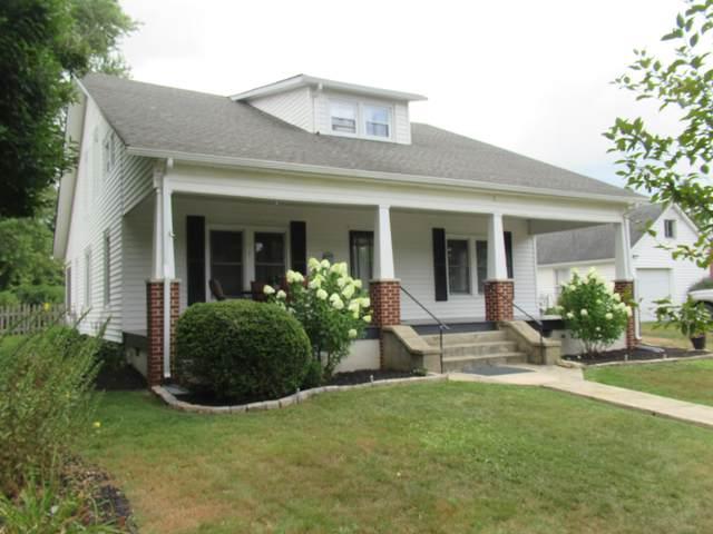 93 Elm St, UNION, WV 24983 (MLS #21-1376) :: Greenbrier Real Estate Service