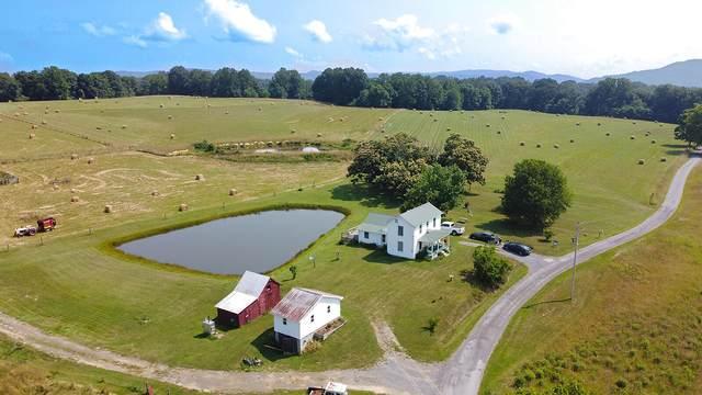 2034 Oliver Ballard Rd, LINDSIDE, WV 24951 (MLS #21-146) :: Greenbrier Real Estate Service