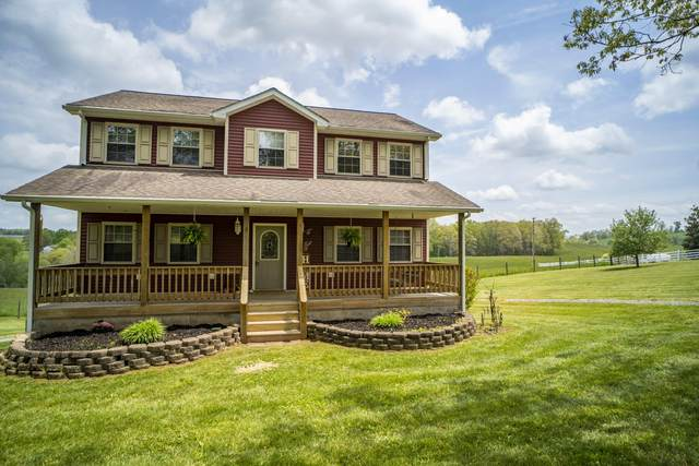 649 Sam Black Church Rd, SMOOT, WV 24977 (MLS #21-771) :: Greenbrier Real Estate Service