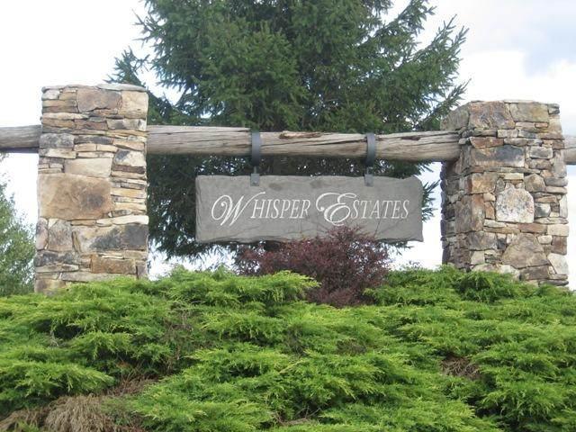Lot 7 Whisper Estates Dr., LEWISBURG, WV 24901 (MLS #18-813) :: Greenbrier Real Estate Service