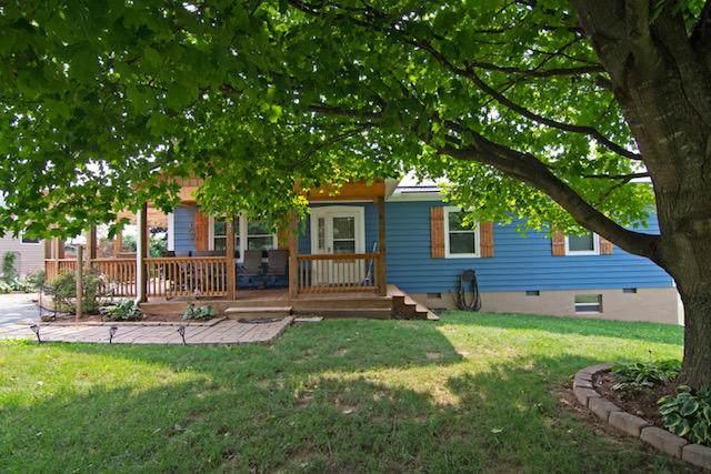 21135 N Seneca Trl, FRANKFORD, WV 24938 (MLS #21-1162) :: Greenbrier Real Estate Service