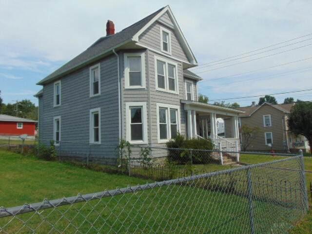 548 Pocahontas Ave, Ronceverte, WV 24970 (MLS #21-1439) :: Greenbrier Real Estate Service