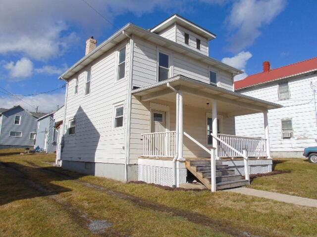 520 Pocahontas Avenue, Ronceverte, WV 24970 (MLS #21-268) :: Greenbrier Real Estate Service