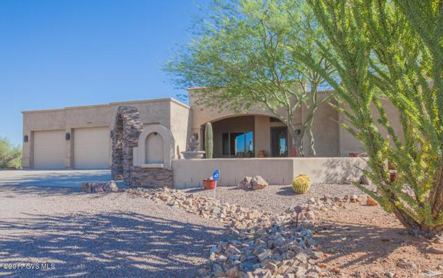 1132 E Cave Canyon Place, Green Valley, AZ 85614 (#61393) :: Long Realty Company