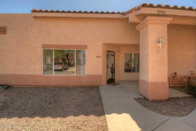 1592 N Paseo La Tinaja, Green Valley, AZ 85614 (#62547) :: Long Realty Company
