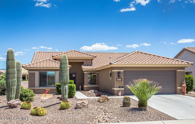 974 N Rhodes Drive, Green Valley, AZ 85614 (#61063) :: Long Realty Company