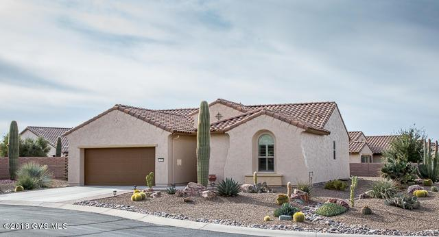 2186 E Bluejay Vista Lane, Green Valley, AZ 85614 (#61961) :: Long Realty Company