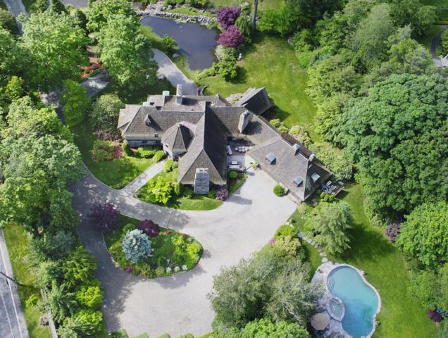 2 Dewart Road, Greenwich, CT 06830 (MLS #106268) :: The Higgins Group - The CT Home Finder