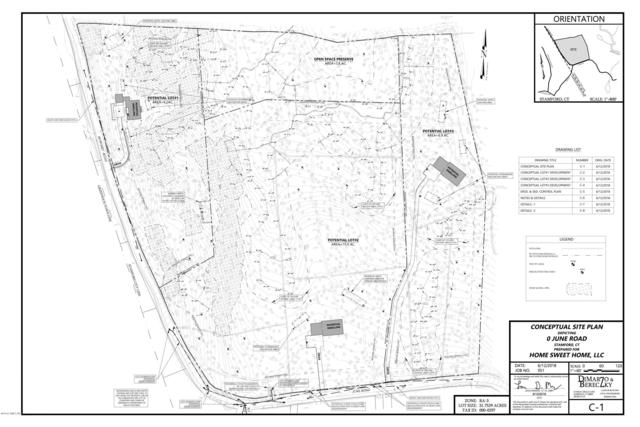 0 June Road Lot 3, Stamford, CT 06904 (MLS #106304) :: The Higgins Group - The CT Home Finder