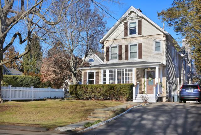 8 Webb Avenue, Old Greenwich, CT 06870 (MLS #106636) :: GEN Next Real Estate