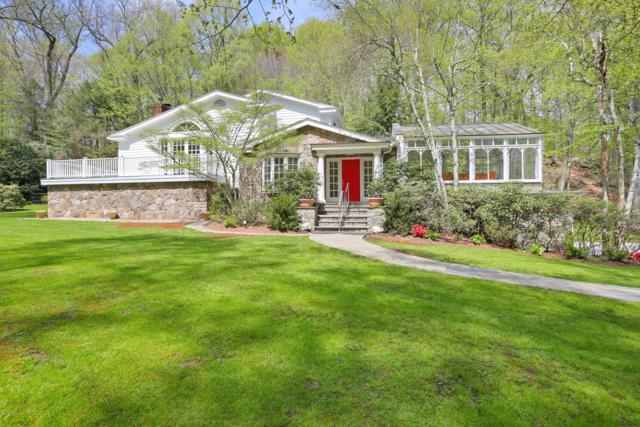24 Nutmeg Drive, Greenwich, CT 06831 (MLS #106671) :: The Higgins Group - The CT Home Finder
