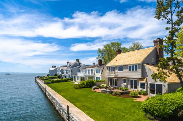 230 Dolphin Cove Quay, Stamford, CT 06902 (MLS #106720) :: The Higgins Group - The CT Home Finder