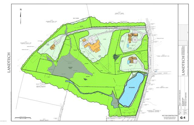 309 Taconic Road Lot 4, Greenwich, CT 06831 (MLS #107217) :: The Higgins Group - The CT Home Finder