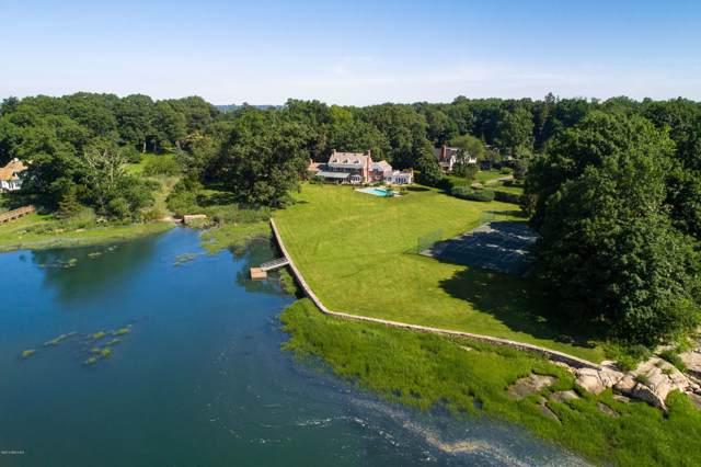 78 & 80 Cedar Cliff Road, Riverside, CT 06878 (MLS #107544) :: The Higgins Group - The CT Home Finder