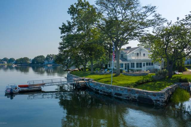 41 West Way, Old Greenwich, CT 06870 (MLS #107590) :: The Higgins Group - The CT Home Finder