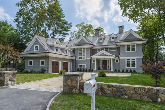 234 Riverside Avenue, Riverside, CT 06878 (MLS #107795) :: GEN Next Real Estate