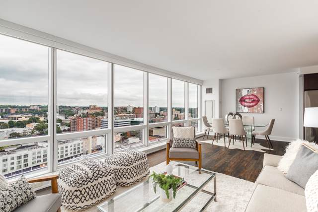 1 Broad Street 16D, Stamford, CT 06901 (MLS #107826) :: GEN Next Real Estate