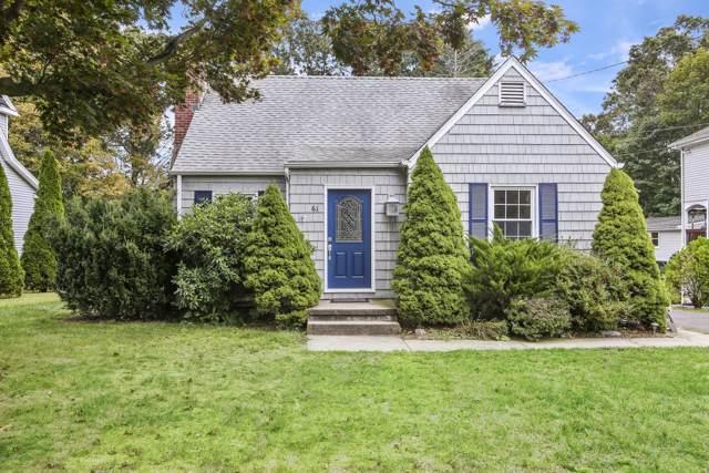 61 Kane Avenue, Stamford, CT 06905 (MLS #108133) :: GEN Next Real Estate