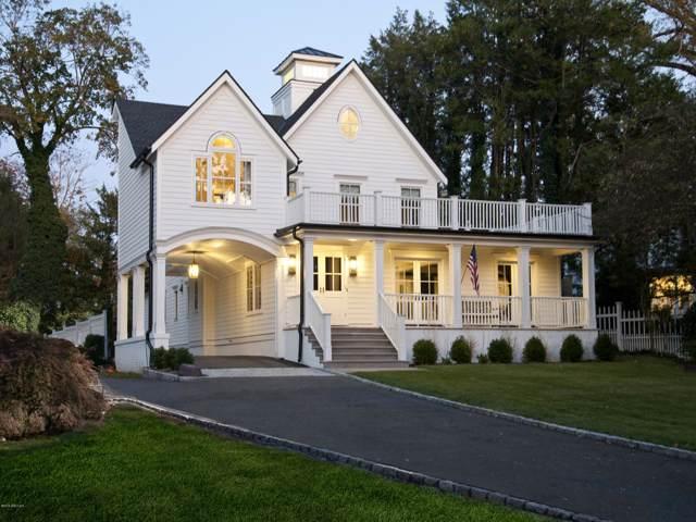 151 Park Avenue, Greenwich, CT 06830 (MLS #108146) :: GEN Next Real Estate