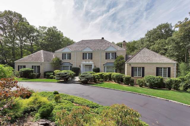 4 Mountain Laurel Drive, Greenwich, CT 06831 (MLS #108233) :: The Higgins Group - The CT Home Finder