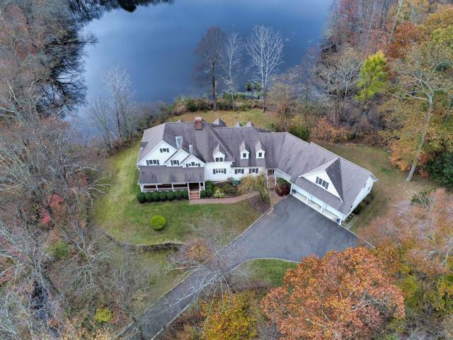 70 Pond Road, Wilton, CT 06897 (MLS #108316) :: The Higgins Group - The CT Home Finder