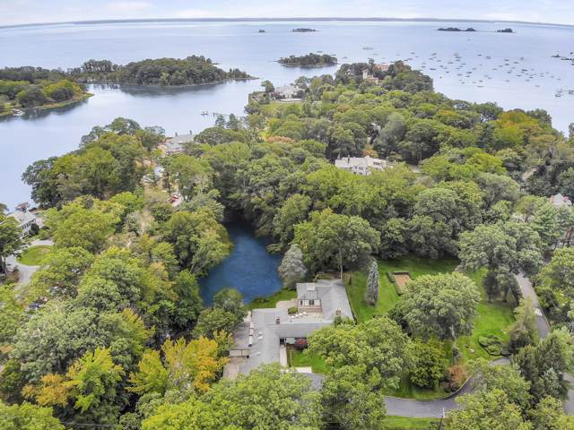 46 Oneida Drive, Greenwich, CT 06830 (MLS #108445) :: The Higgins Group - The CT Home Finder