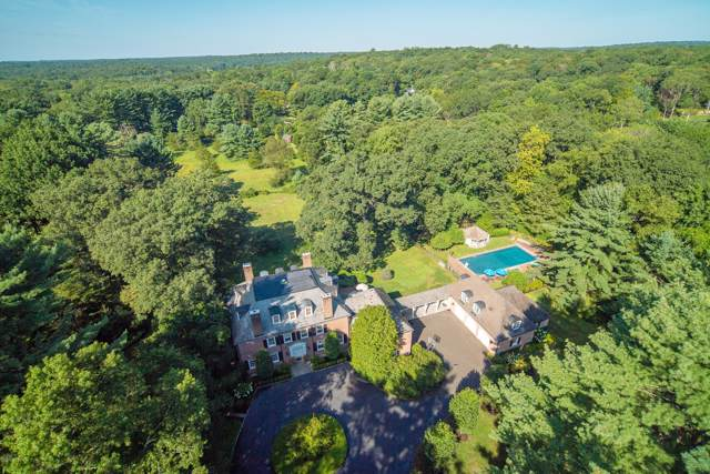 740 West Road, New Canaan, CT 06840 (MLS #108638) :: The Higgins Group - The CT Home Finder