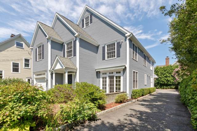 61 Orchard Place B, Greenwich, CT 06830 (MLS #108984) :: GEN Next Real Estate