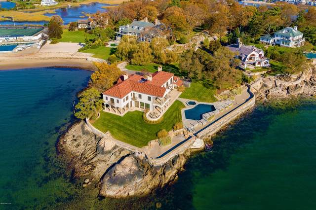 25 Butlers Island Road, Darien, CT 06820 (MLS #109714) :: GEN Next Real Estate