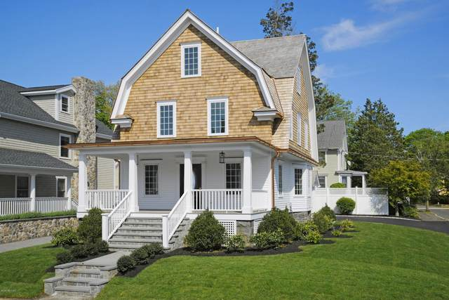23 Connecticut Avenue, Greenwich, CT 06830 (MLS #109899) :: The Higgins Group - The CT Home Finder