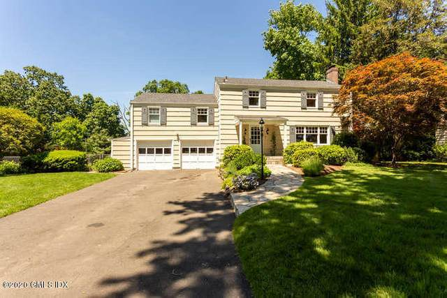 7 Pleasant View Place, Old Greenwich, CT 06870 (MLS #110000) :: The Higgins Group - The CT Home Finder