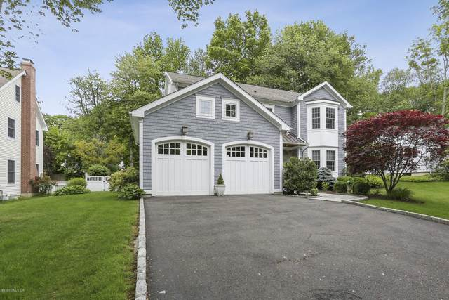 11 Circle Drive, Greenwich, CT 06830 (MLS #110016) :: Frank Schiavone with William Raveis Real Estate