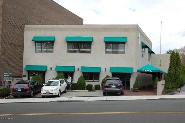 37 W Putnam Avenue 1st Floor Retai, Greenwich, CT 06830 (MLS #110188) :: GEN Next Real Estate