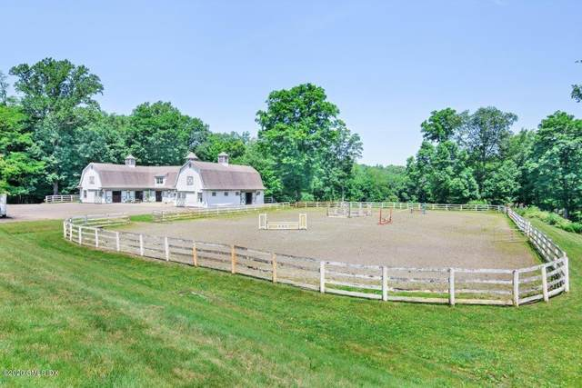 50 Lafrentz - Lot 2 Road, Greenwich, CT 06831 (MLS #110241) :: The Higgins Group - The CT Home Finder