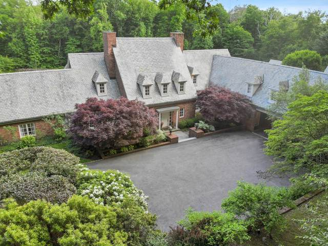 1194 Smith Ridge Road, New Canaan, CT 06840 (MLS #110275) :: The Higgins Group - The CT Home Finder