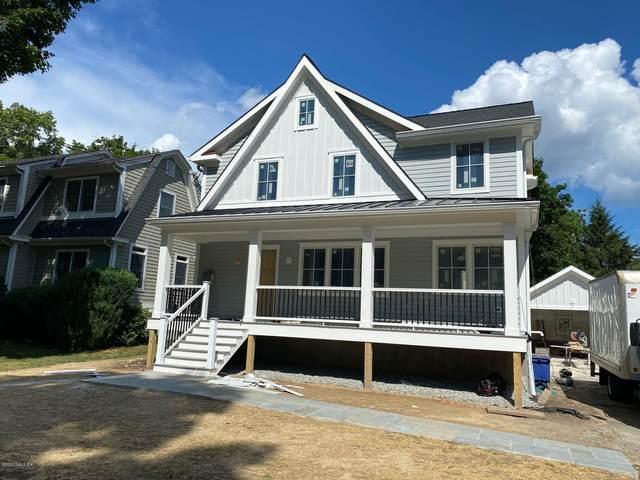63 Valleywood Road, Cos Cob, CT 06807 (MLS #110350) :: GEN Next Real Estate