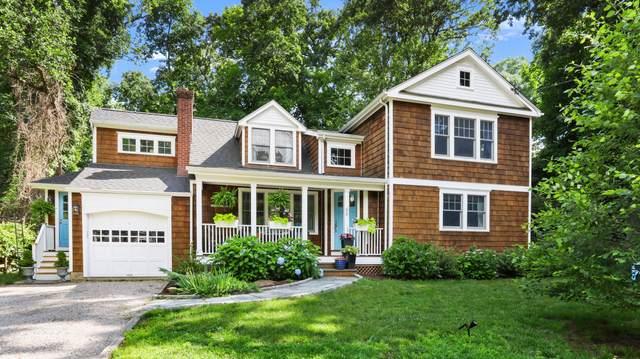 66 Witch Lane, Rowayton, CT 06853 (MLS #110366) :: GEN Next Real Estate