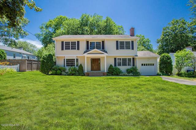 20 Macarthur Drive, Old Greenwich, CT 06870 (MLS #110371) :: The Higgins Group - The CT Home Finder