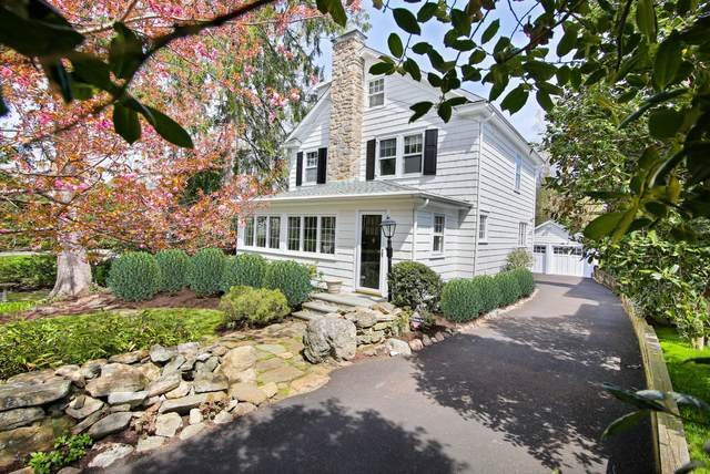 64 Benjamin Street, Old Greenwich, CT 06870 (MLS #110372) :: The Higgins Group - The CT Home Finder