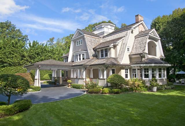 402A Sound Beach Avenue, Old Greenwich, CT 06870 (MLS #110373) :: The Higgins Group - The CT Home Finder