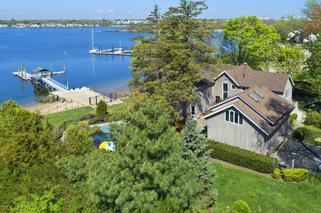 115 Ocean Drive West, Stamford, CT 06902 (MLS #110387) :: The Higgins Group - The CT Home Finder