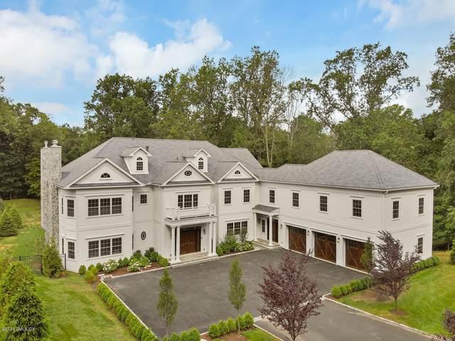 28 Turner Drive, Greenwich, CT 06831 (MLS #110411) :: GEN Next Real Estate