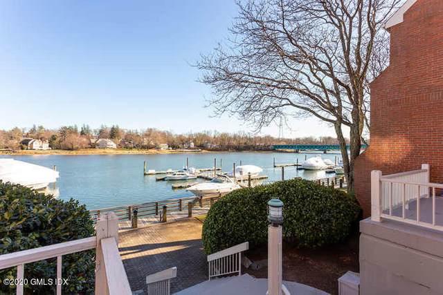 9 River Road #403, Cos Cob, CT 06807 (MLS #110517) :: Frank Schiavone with William Raveis Real Estate