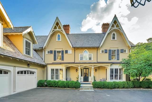 50 Cat Rock Road, Cos Cob, CT 06807 (MLS #110559) :: Frank Schiavone with William Raveis Real Estate