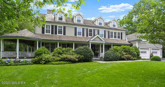 1 Tomac Lane, Old Greenwich, CT 06870 (MLS #110573) :: Frank Schiavone with William Raveis Real Estate